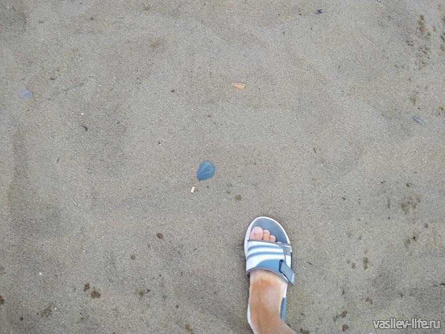 Колхозный пляж в Судаке (14)