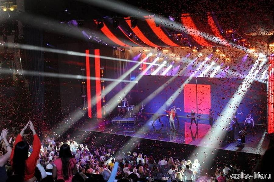 Концертный зал «Юбилейный» в Ялте