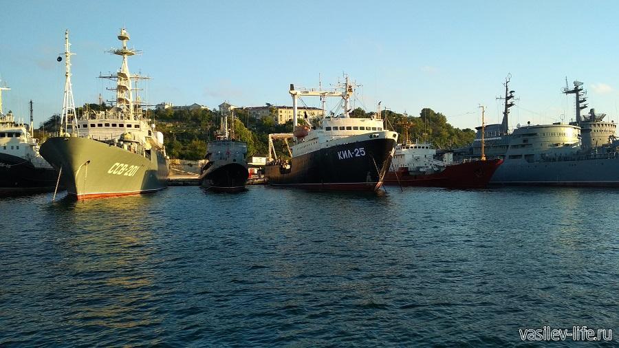 Корабли в Севастополе (2)