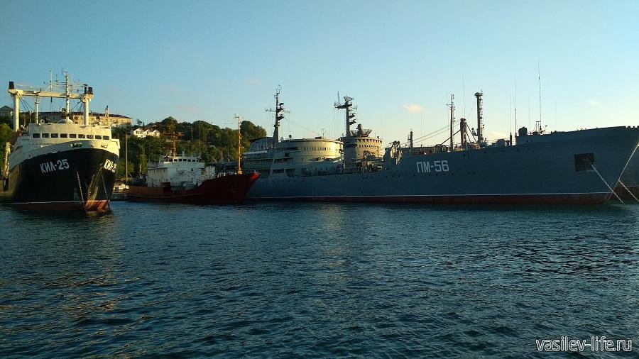 Корабли в Севастополе (3)