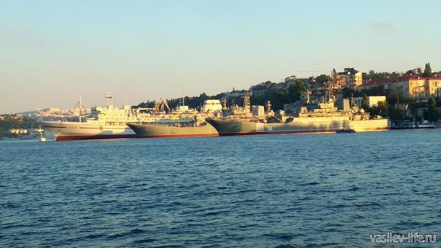 Корабли в Севастополе (4)