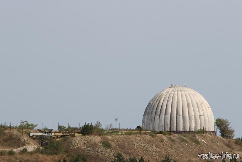 Космическая станция слежения, Феодосия