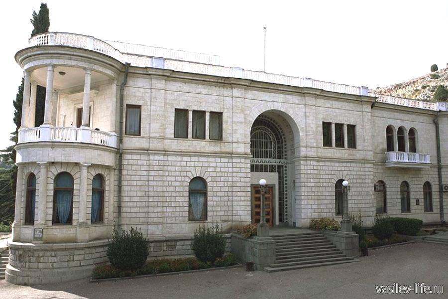Краеведческий музей Гурзуфа