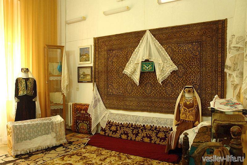 Краеведческий музей, Саки