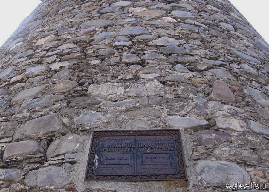 Крепость «Алустон» в Алуште