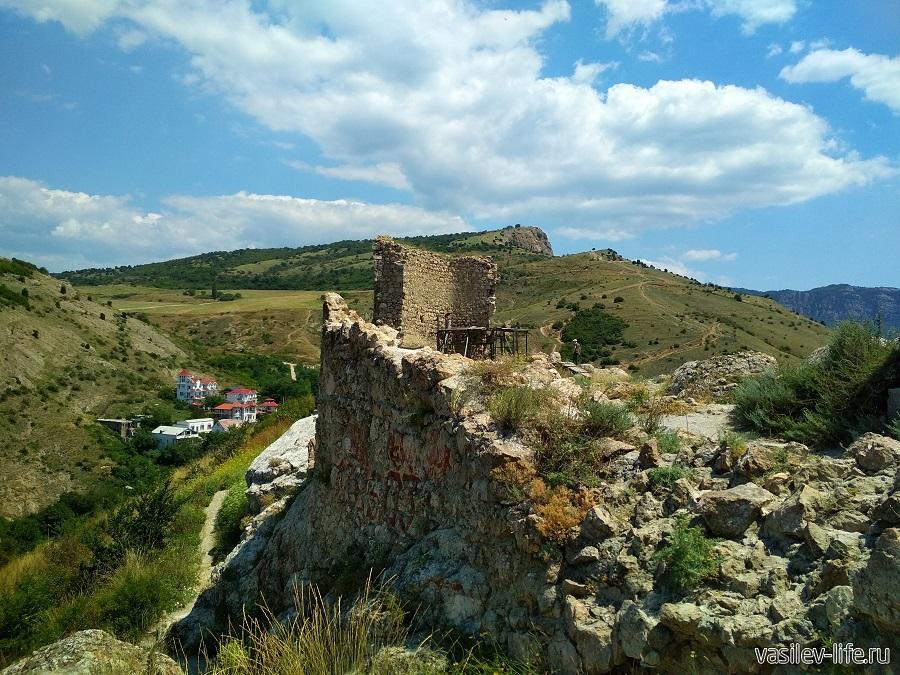 Крепость «Чембало» в Балаклаве (11)