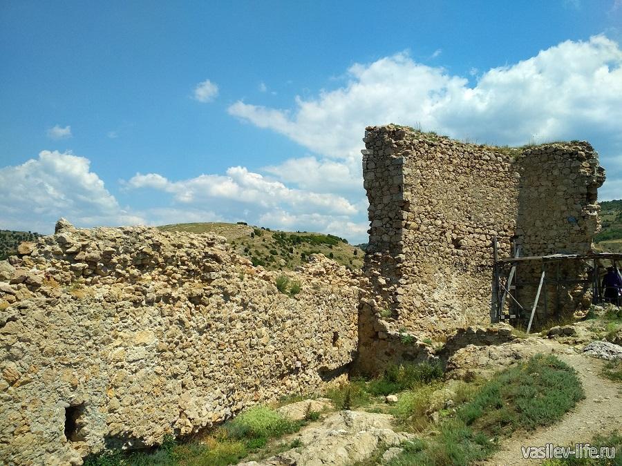 Крепость «Чембало» в Балаклаве (2)