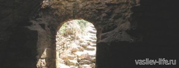 Крепость Арабат на Арбатской стрелке