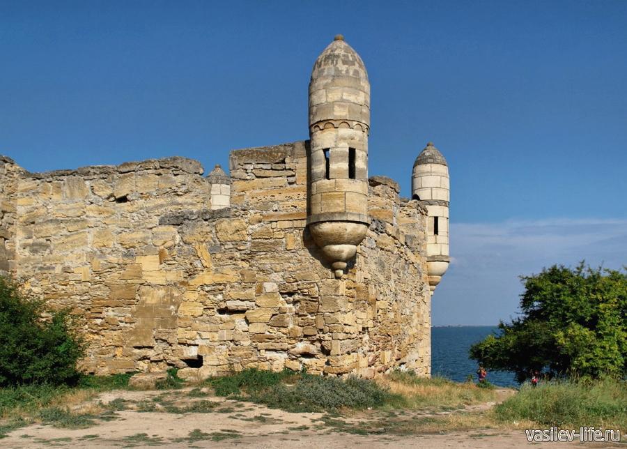 Крепость Ени-Кале в Керчи