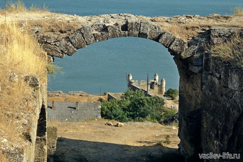 Крепость Ени-Кале 10