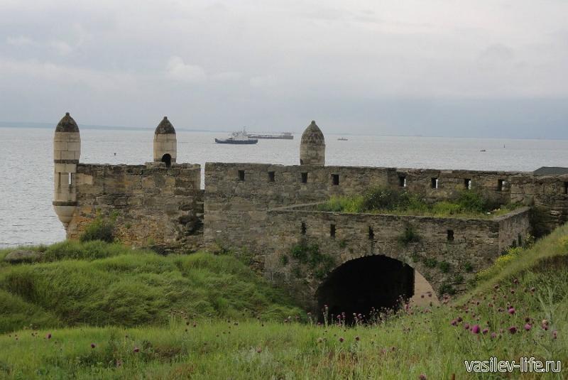 Крепость Ени-Кале 11