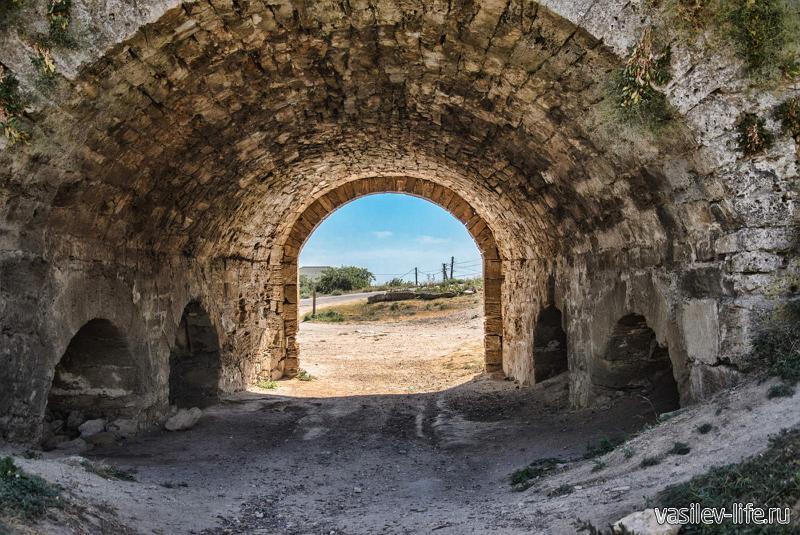 Крепость Ени-Кале 7