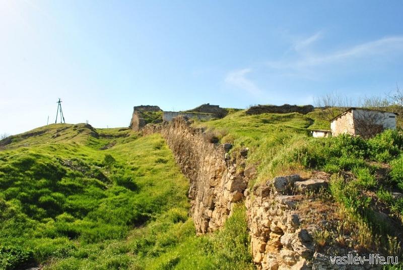 Крепость Ени-Кале 8