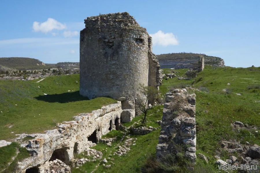 Крепость Каламита в Севастополе (Инкерман)
