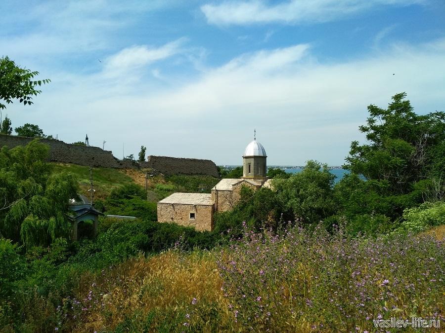 Крепость Кафа (2)