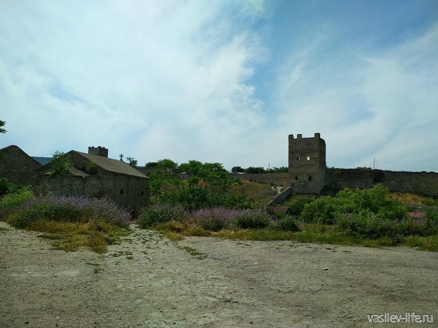 Крепость Кафа (3)