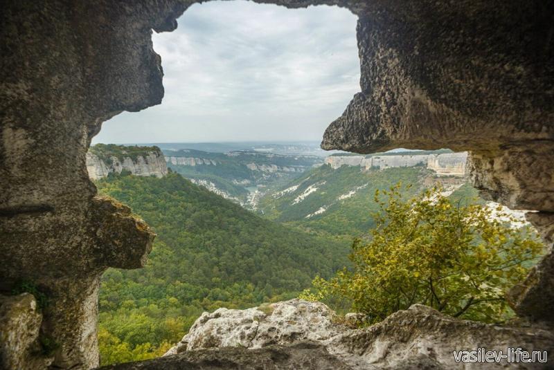 Крепость Мангуп-Кале