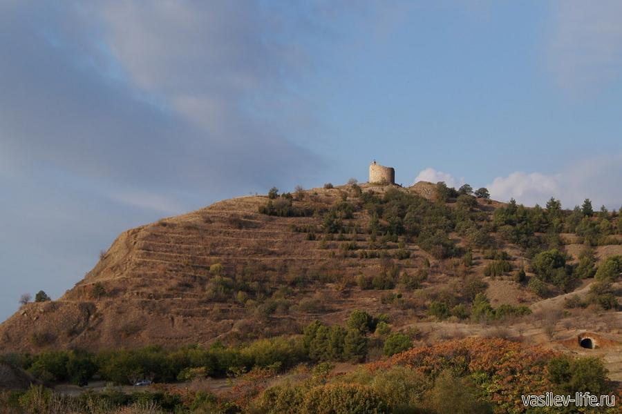 Крепость Чабан-Кале