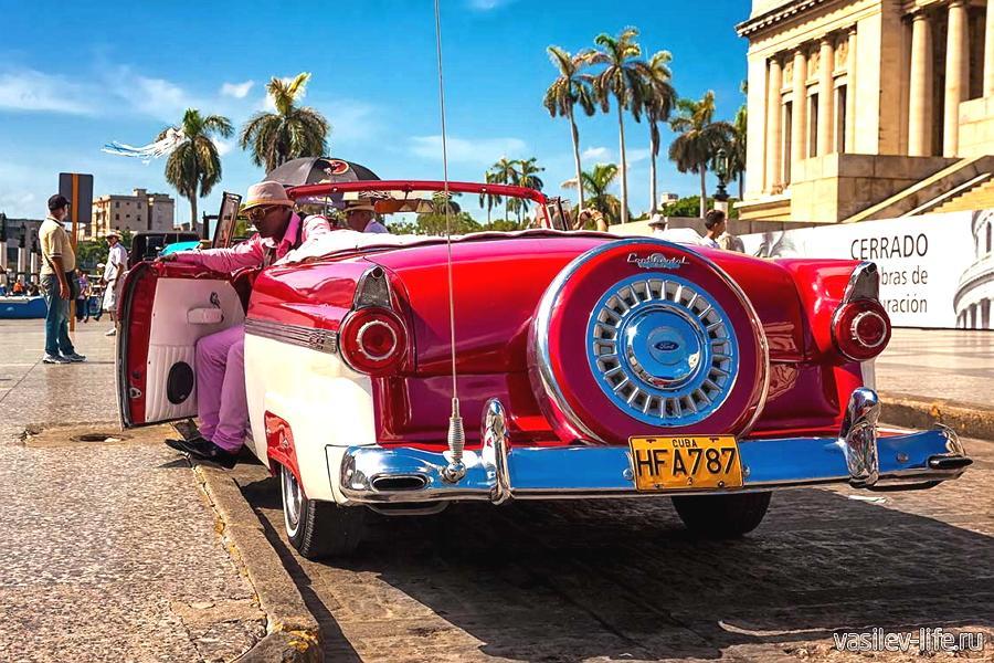 Куба в августе