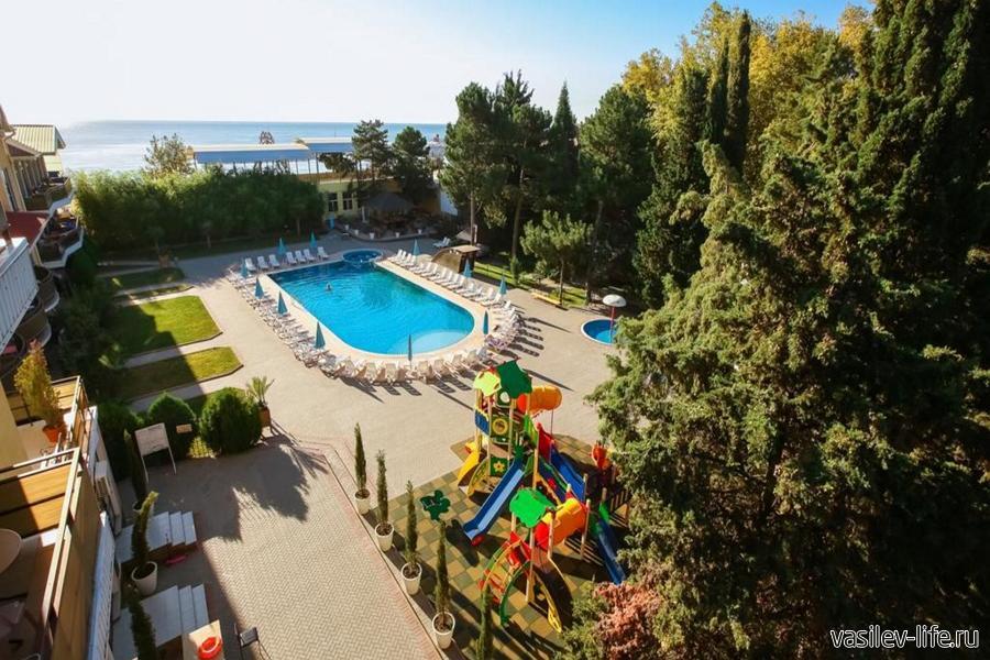 Курортный отель «Демерджи»