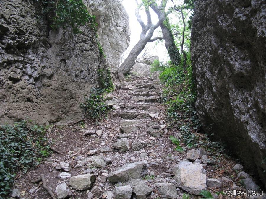 Лабиринт (лестница) Тавров