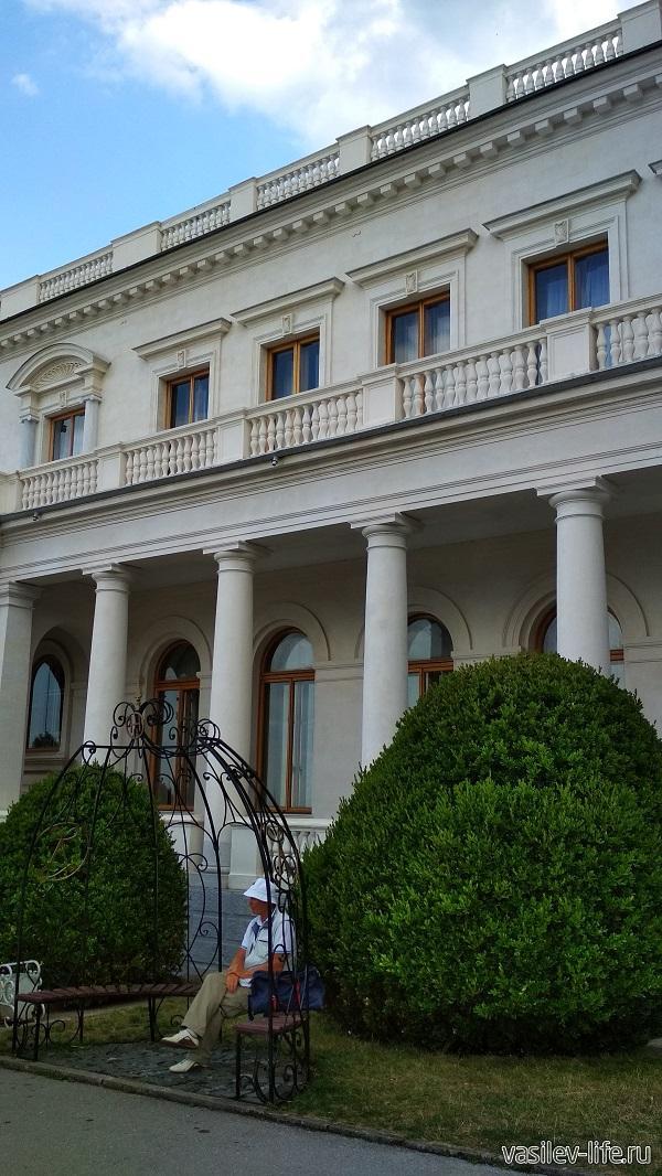 Ливадийский дворец (3)