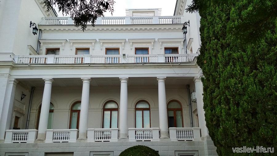Ливадийский дворец (7)