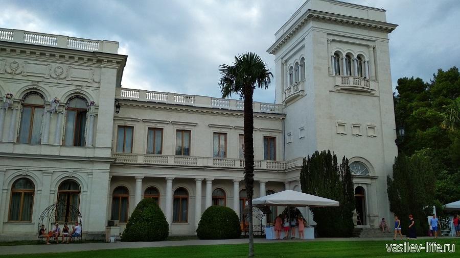 Ливадийский дворец (9)