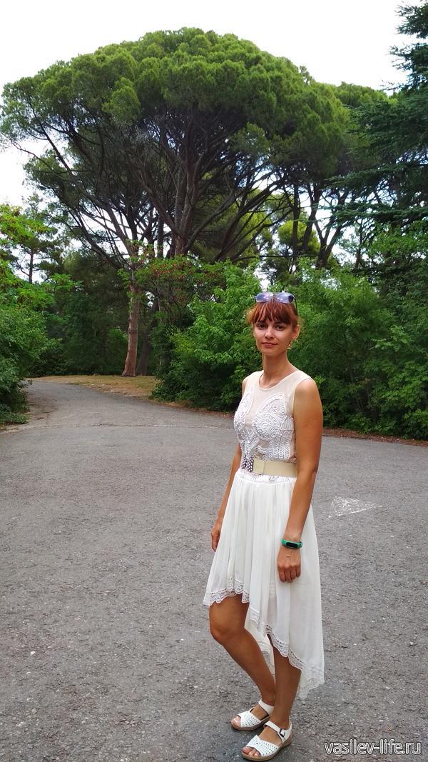 Ливадийский парк, Ульянка