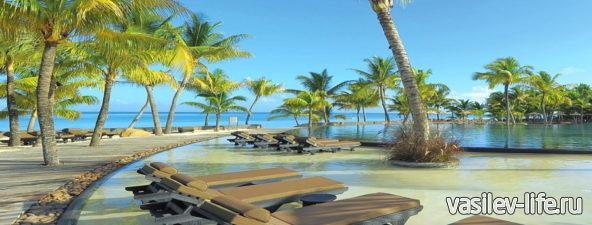 Маврикий в августе