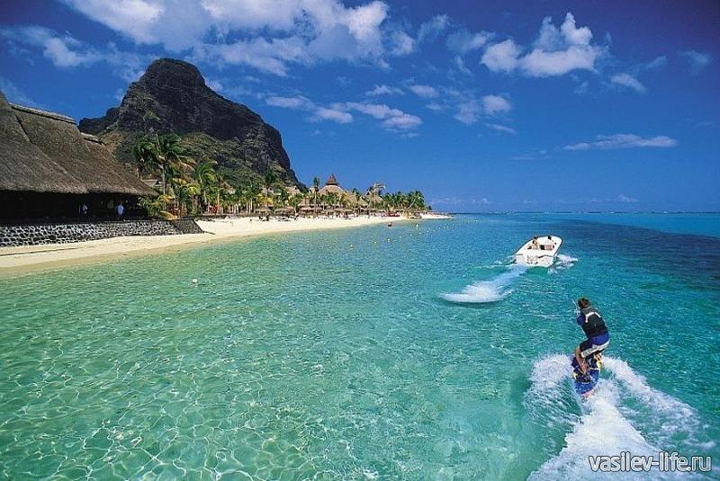 Маврикий в декабре