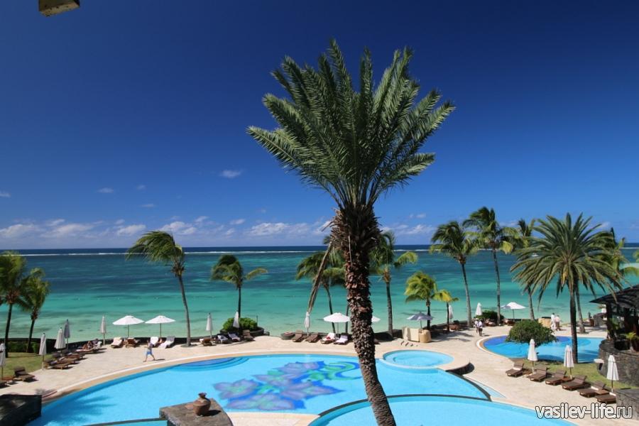 Маврикий в марте