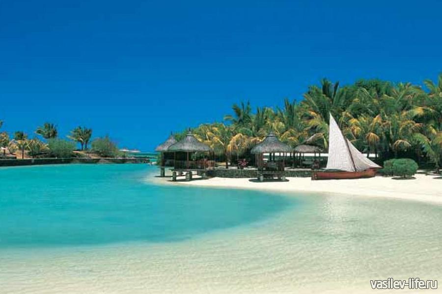 Маврикий в январе