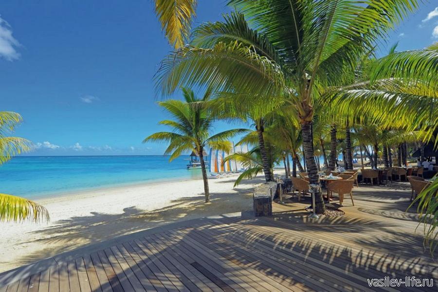 Маврикий осенью