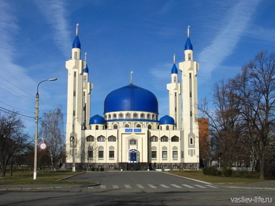 Майкоп. Соборная мечеть
