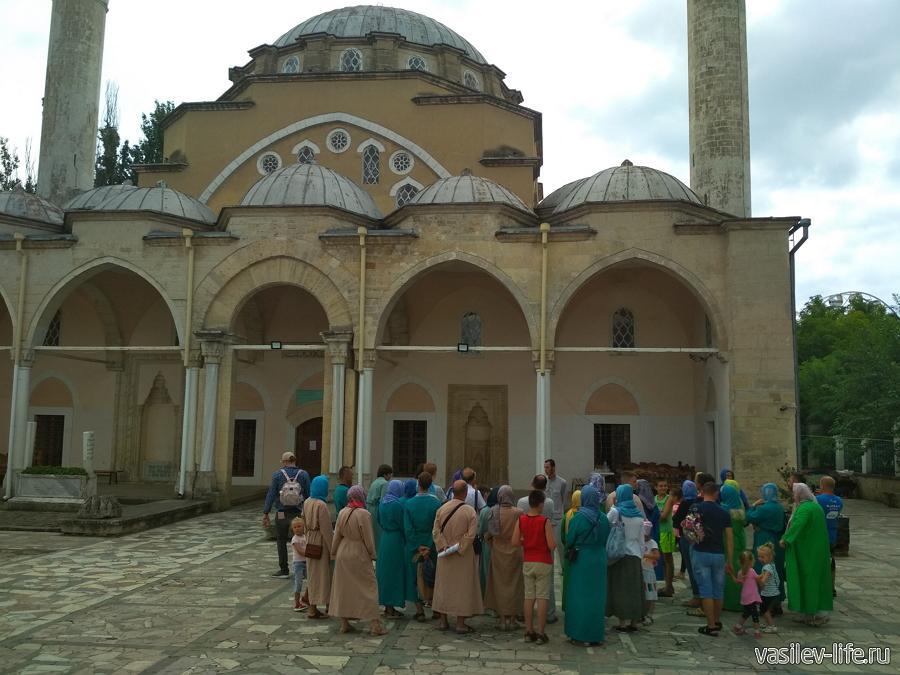 Малый Иерусалим в Евпатории