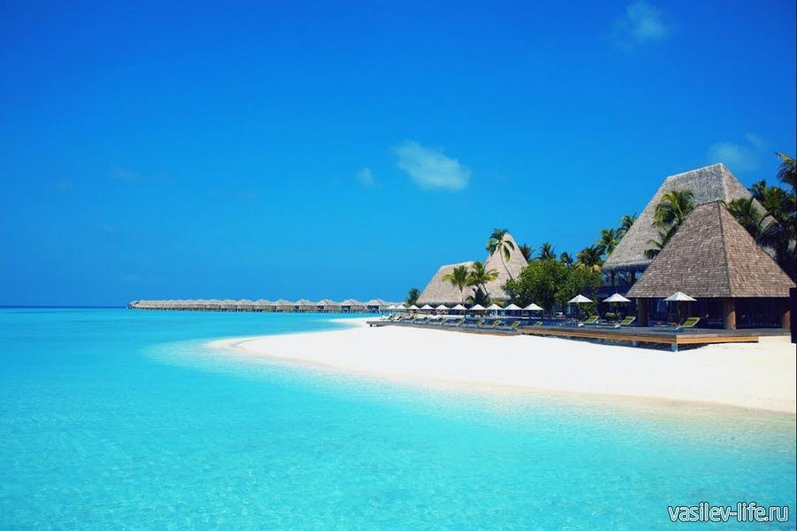 Мальдивы осенью
