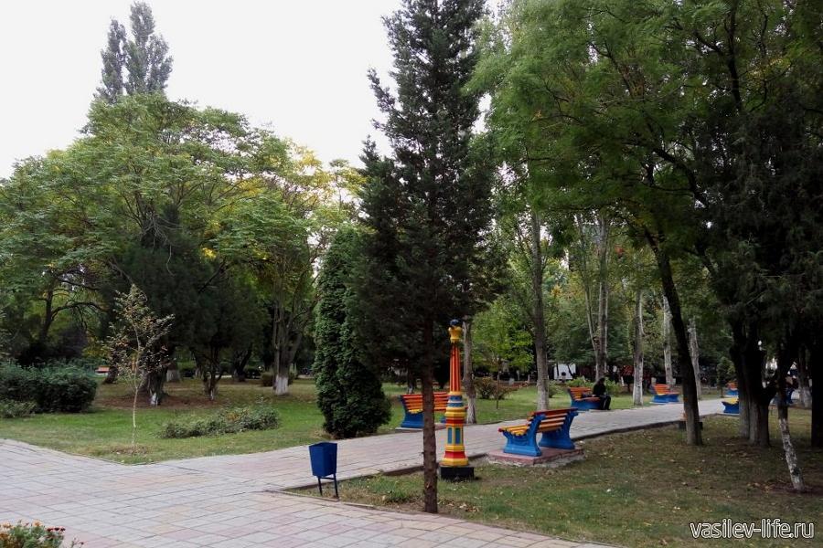 Махачкала в сентябре