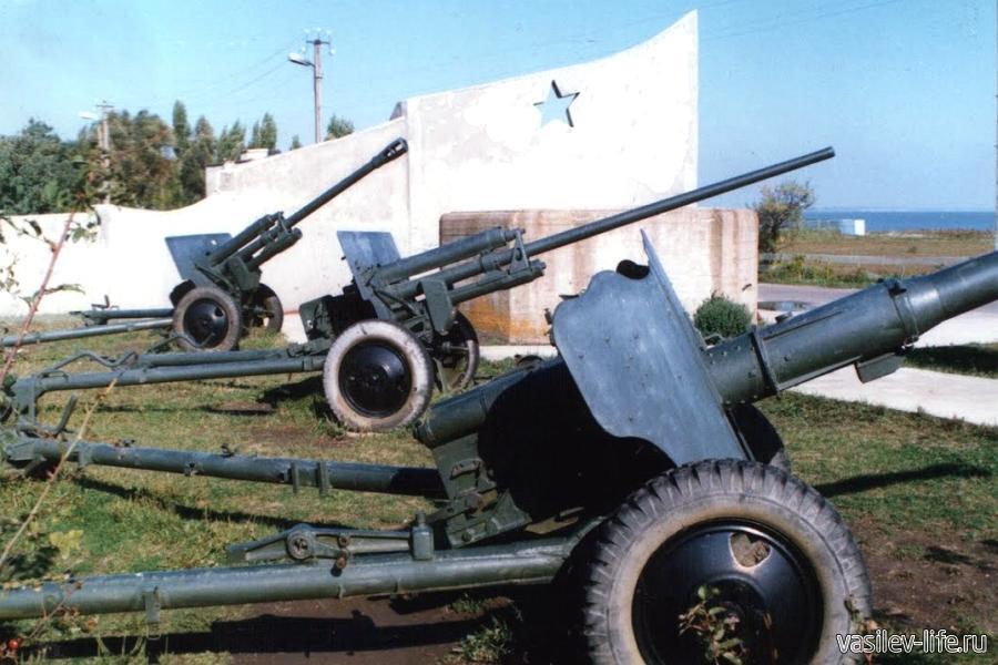 Мемориальный комплекс «Защитникам Ейска»