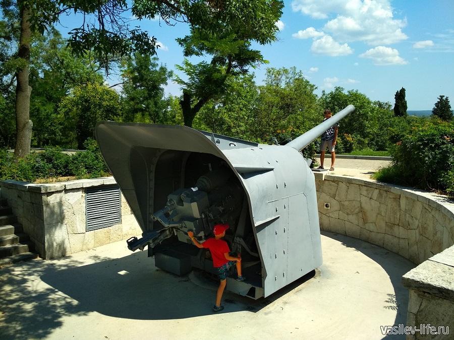 Мемориал «Малахов курган» в Севастополе (10)