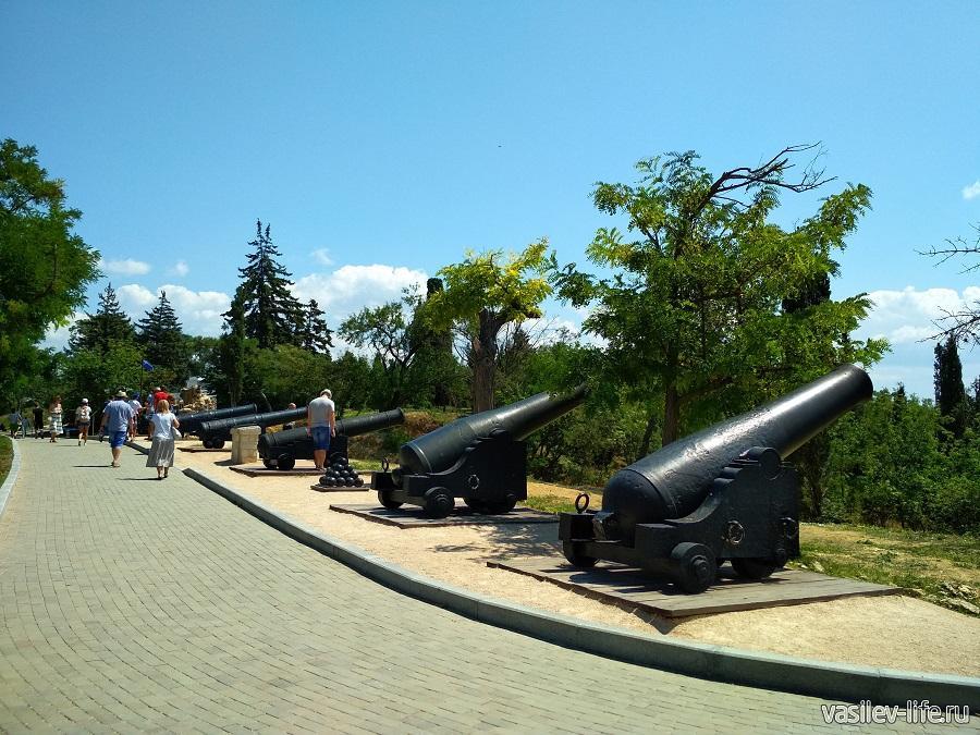 Мемориал «Малахов курган» в Севастополе (18)