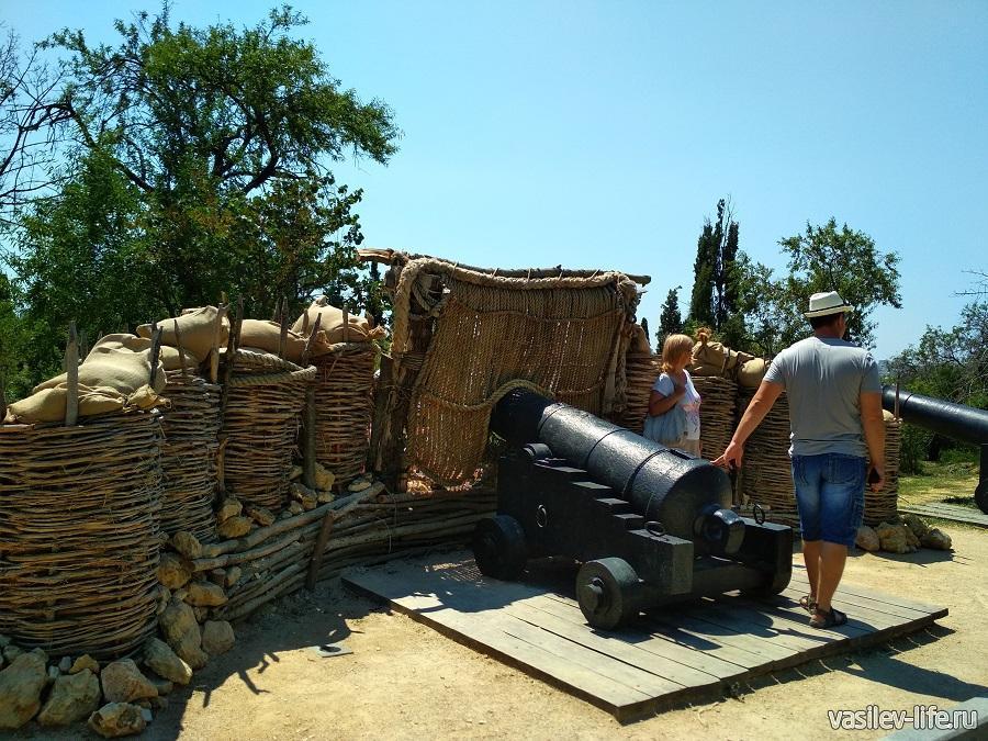 Мемориал «Малахов курган» в Севастополе (19)
