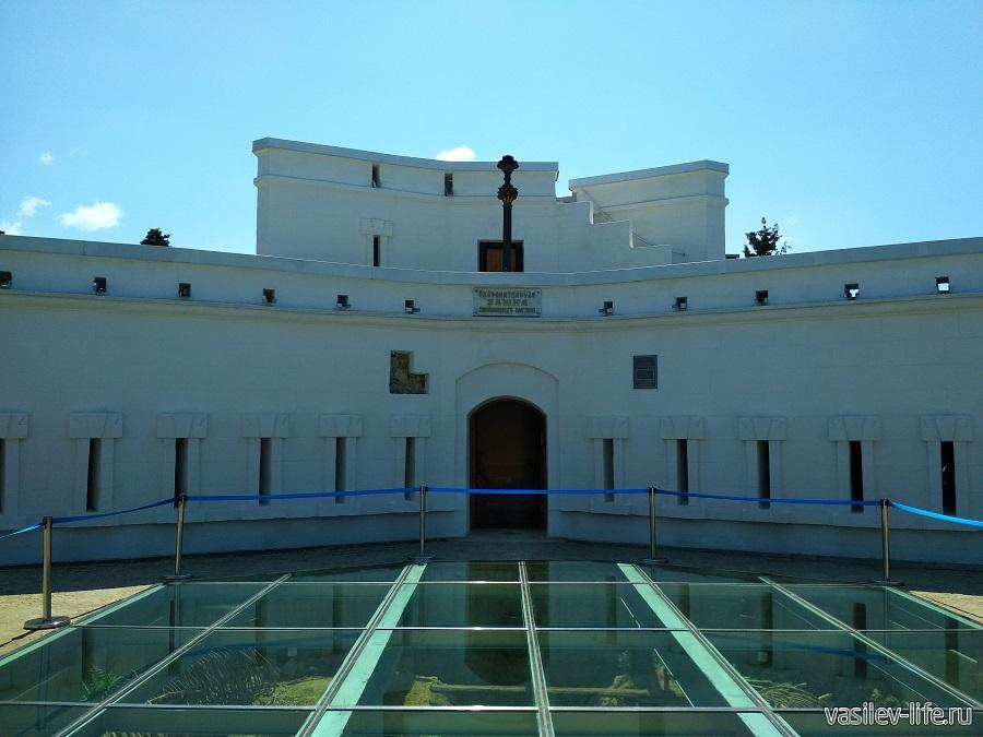 Мемориал «Малахов курган» в Севастополе (2)