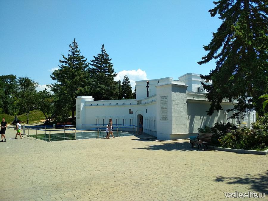 Мемориал «Малахов курган» в Севастополе (20)