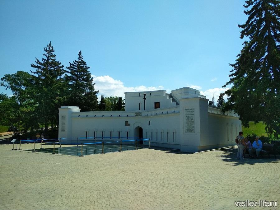 Мемориал «Малахов курган» в Севастополе (6)
