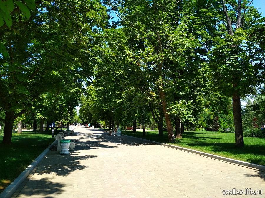 Мемориал «Малахов курган» в Севастополе (8)