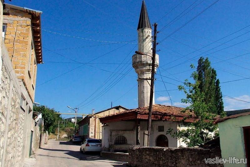 Мечеть Махталы-Джами