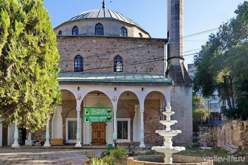 Мечеть Муфти-Джами (Феодосия)