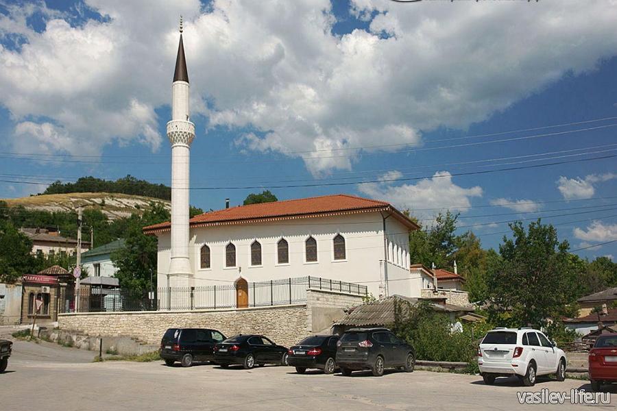 Мечеть Тахталы-Джами в Бахчисарае