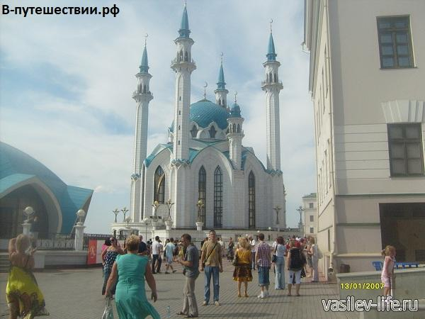 Мечеть в Казани